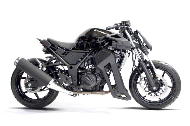 Brasse 31blk Kawasaki Ninja Mod Kit Hypebeast
