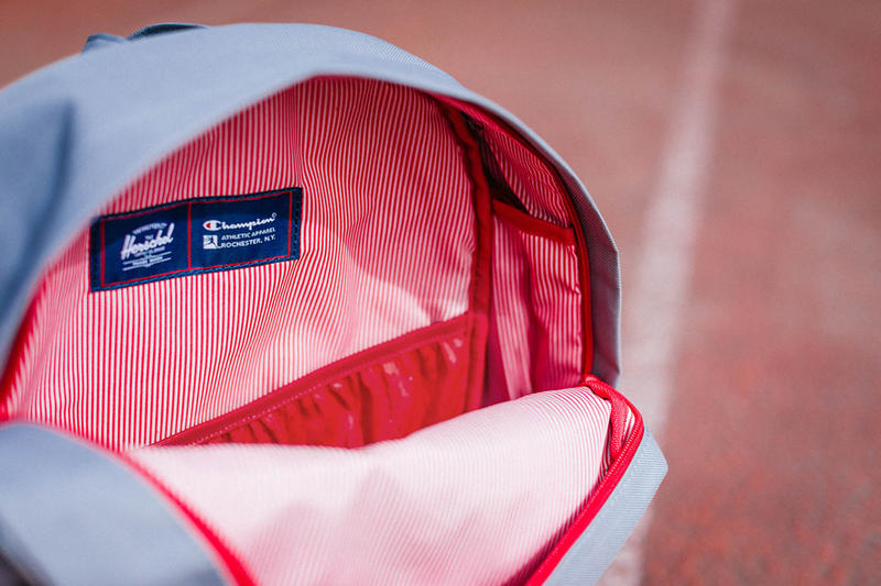 03f84c700f4 Champion x Herschel Supply Co. 2014 Capsule Collection