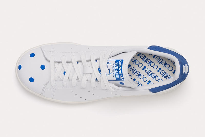 new product aa71b 7685e colette x adidas Originals Stan Smith  HYPEBEAST