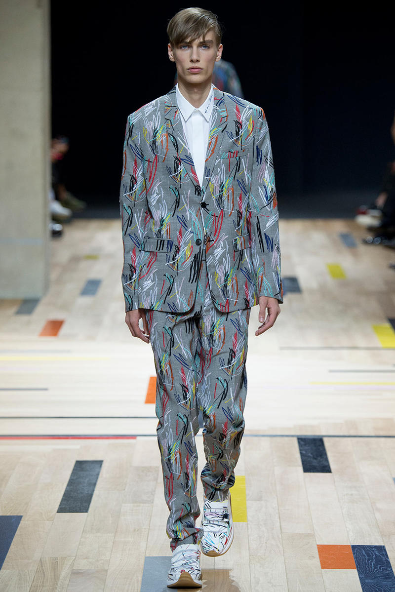4daedd645f4 Dior Homme 2015 Spring Summer Collection