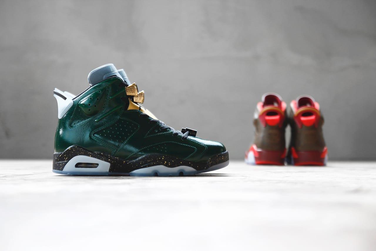Jordan Brand Looks to Improve on Retro