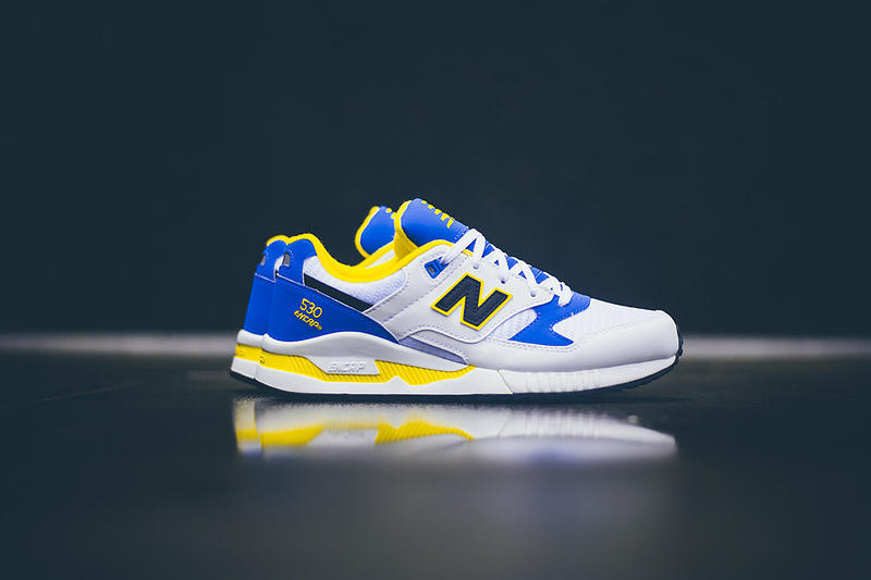 fb8fad5a5a New Balance releases a strong version of its M530 model with the latest  colorway of blue