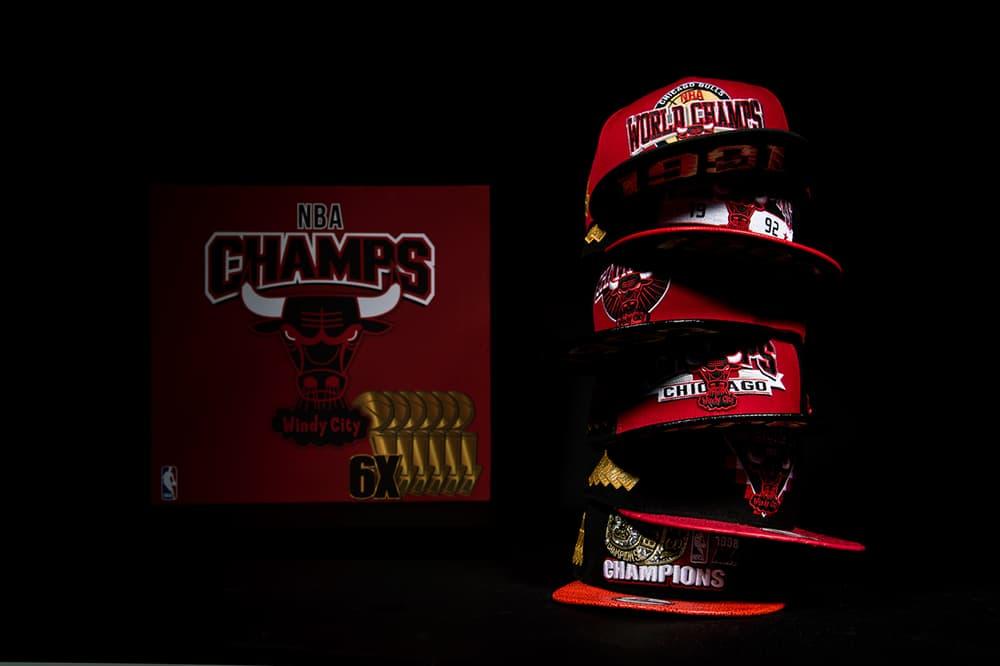 New era chicago bulls six championship collector pack hypebeast 1 of 6 voltagebd Gallery