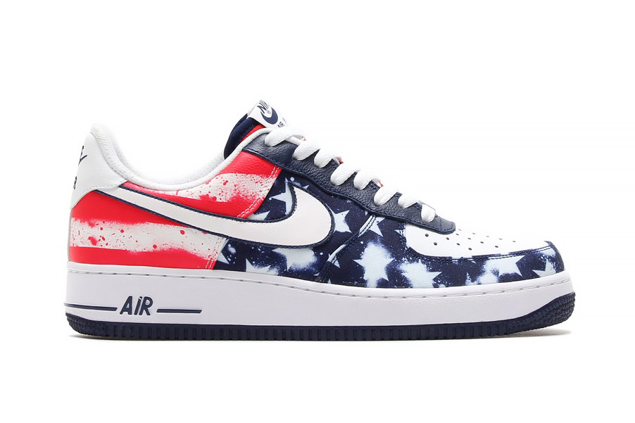 nike air force american flag