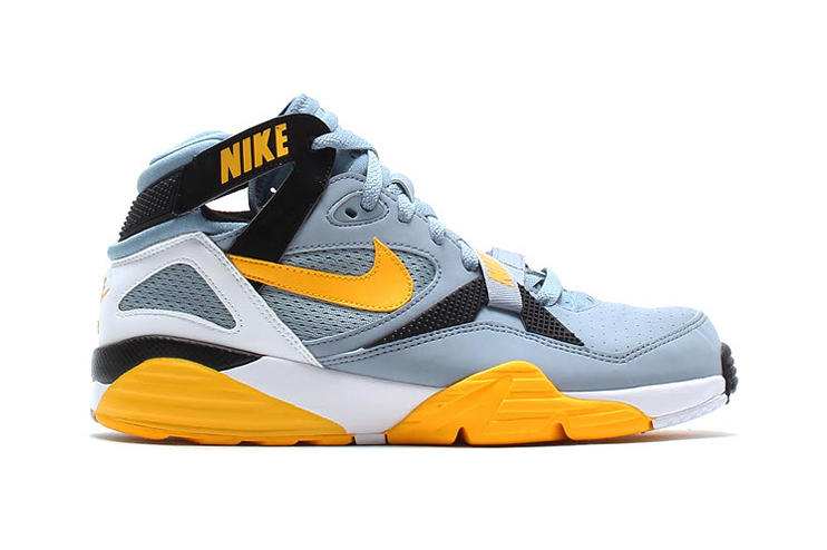 newest 284ec 5d0f6 Nike Air Trainer Max 91 Stone GreyYellowBlack
