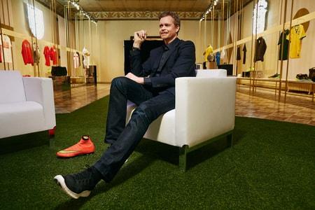 Nike CEO Mark Parker Talks NikeLab with 032c