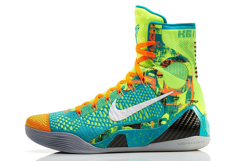 "official photos bc1aa 03aa6 Taking cues from the wild designs of the pop art world, Nike Basketball  presents an ""Influence"""