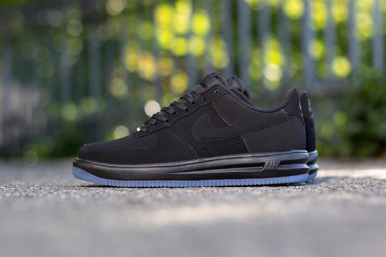 Nike Lunar Force 1 '14 Black | HYPEBEAST
