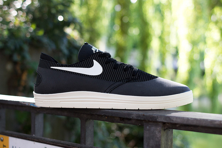 best sneakers c4536 8eef8 Nike SB Lunar One Shot Black Off-White