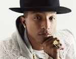 Pharrell Williams by Doug Inglish for Elle UK