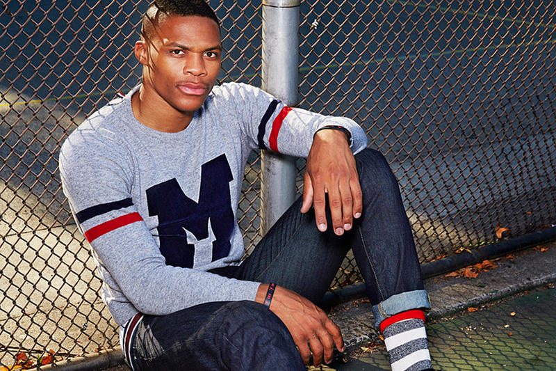 purchase cheap 8e7e9 4c2c9 Barneys New York recently announced a collaborative project with Oklahoma  City Thunder point guard