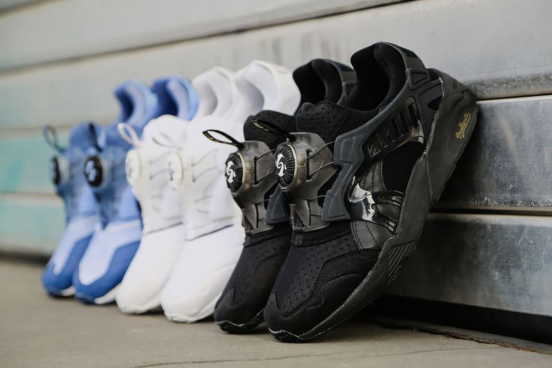 c7b3c4b7056 ... PUMA 2014 Summer Disc Blaze Lite Collection. After taking on women s  silhouettes like the Sky Wedge Reptile and the Future Slipstream Lite for