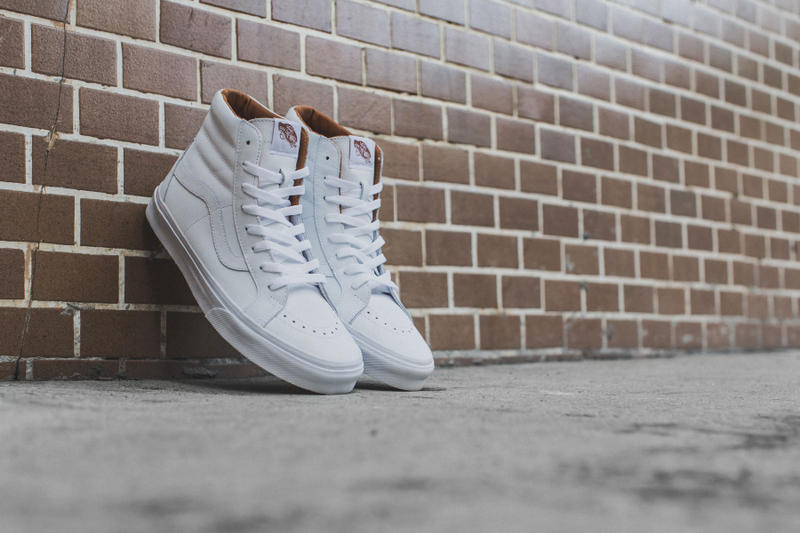 "10f2ff7786 Vans Classics is back with a fresh duo of Sk8-Hi Reissues for its new ""Xtuff""  pack for summer."