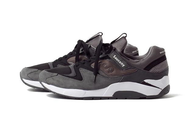 f92349d71d93 White Mountaineering continues its collaborative efforts with Saucony for  Fall Winter 2014