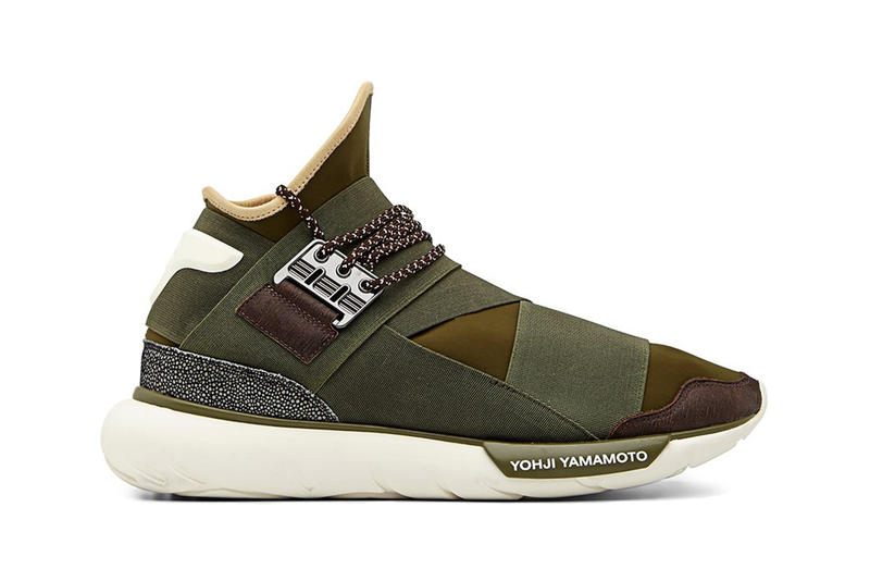 competitive price e9bed 518a2 We ve already seen the Y-3 Qasa High in several monochromatic looks but in  addition to those, Y-3