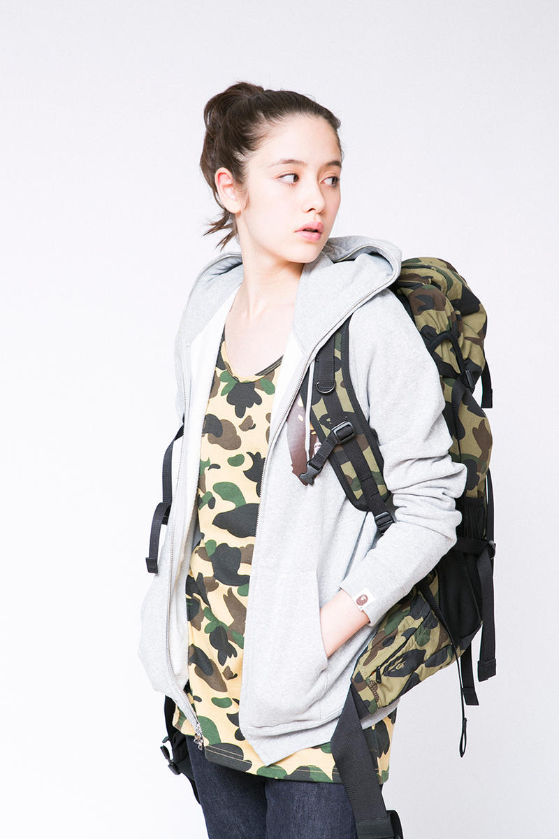 5782c7bdfd50 Coinciding with today s reveal of the upcoming Fall Winter 2014 collection  from A Bathing Ape is a