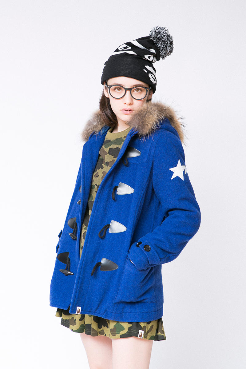 09176cc657a1 A Bathing Ape 2014 Fall Winter Ladies Collection