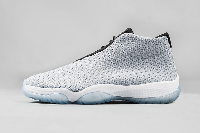"""premium selection f386b 7be50 After a glimpse at the Air Jordan Future Premium """"Metallic Silver"""" a few  days ago, we now have a"""