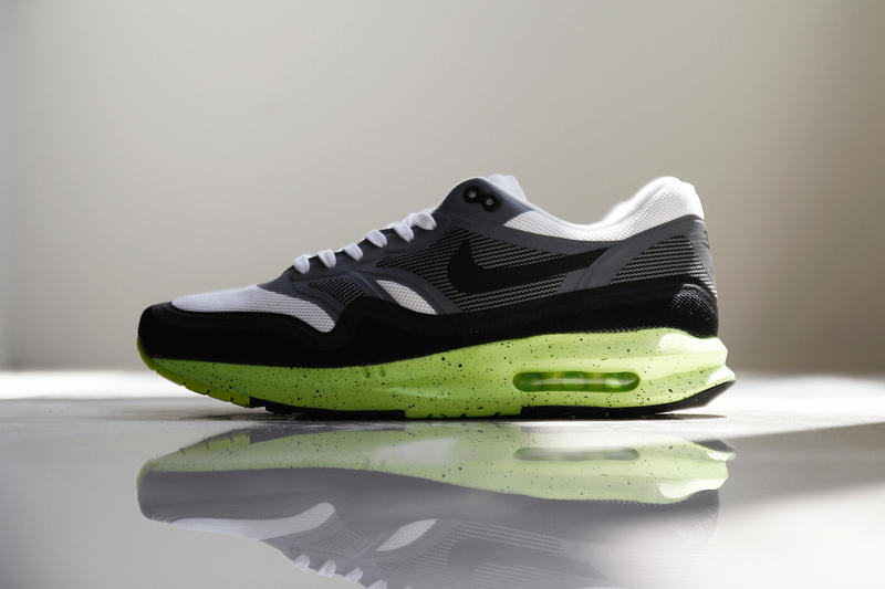 newest collection f39a2 6b07b ... Air Max Lunar1 White Cool Grey-Volt-Black. By seamlessly integrating  contemporary technology with timeless design cues, Nike Sportswear has