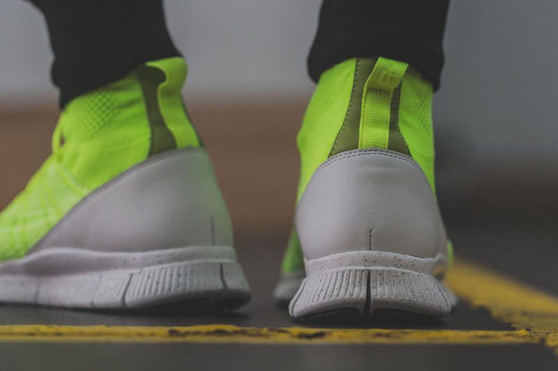 """size 40 518f8 083fa A Closer Look at the Nike Free Mercurial Superfly HTM """"Volt ..."""