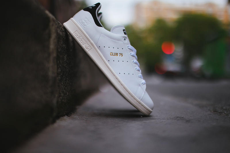 detailing 23735 c724b A Closer Look at the Club 75 x adidas Originals Stan Smith