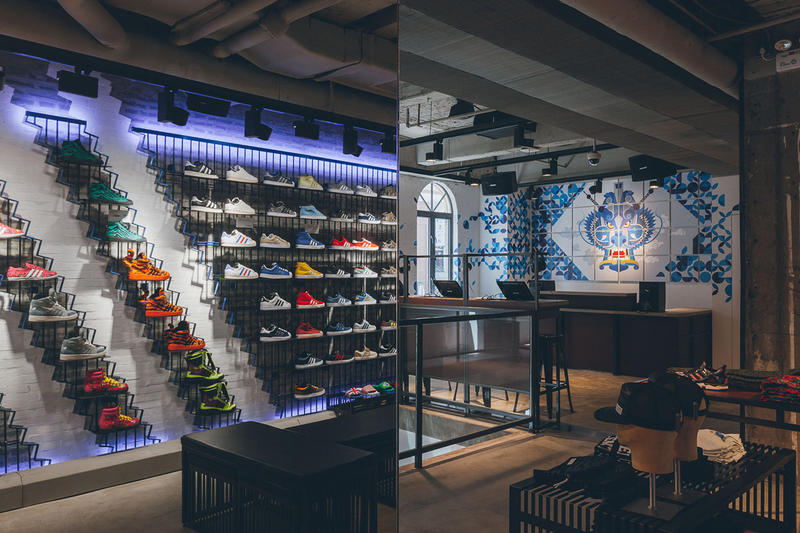 9dd94a6917 adidas Originals Shanghai Flagship Store Opening | HYPEBEAST