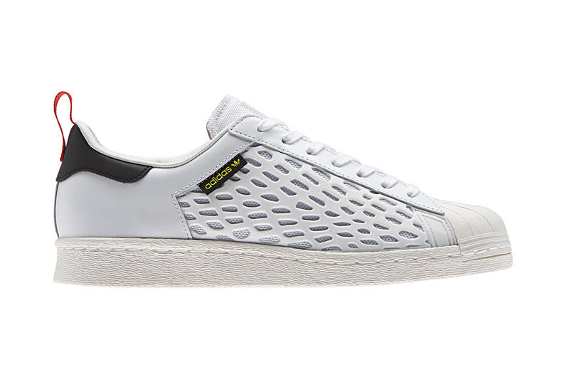 "finest selection daac2 0bf30 adidas Originals  most recent range of updates comes courtesy of the  ""SHIELD"" Pack. A cage"