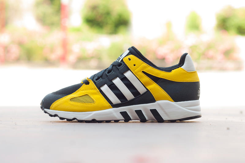 the latest 3baf1 e9c92 adidas Originals EQT Guidance '93 Black/Yellow | HYPEBEAST