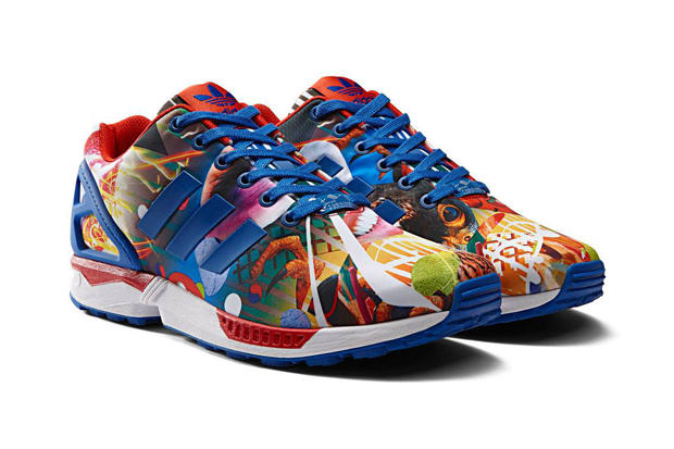 online store 34c34 1b5e7 adidas Originals has been steadily releasing special city makeups of the ZX  Flux and now the South