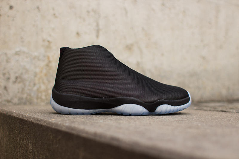 """size 40 7fdaf 07baa After our first look at the Air Jordan Future """"Reflective Black"""" (seen  here), we present another"""