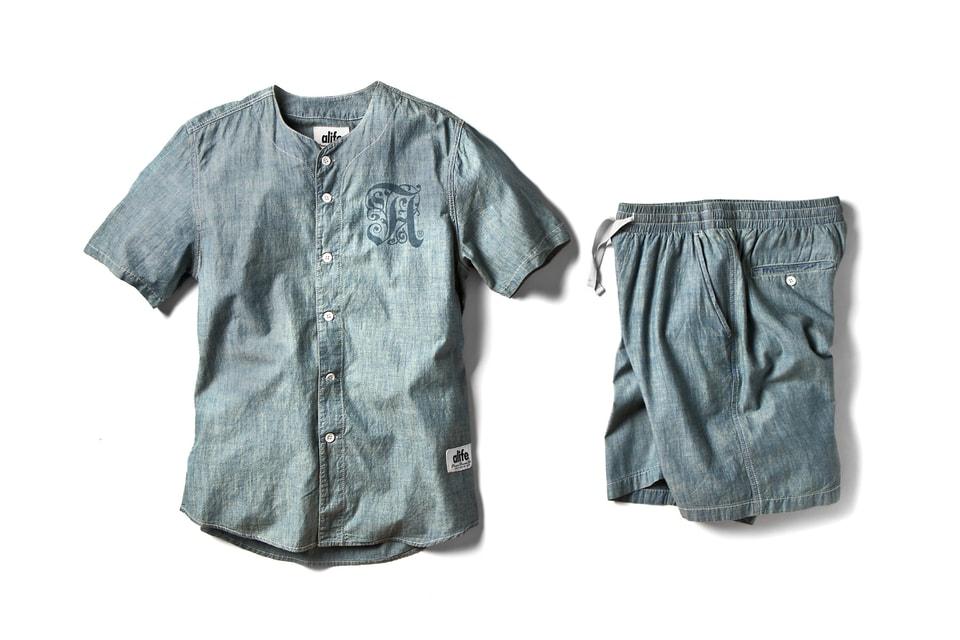 "ALIFE 2014 Summer ""Prison Blue"" Baseball Collection"