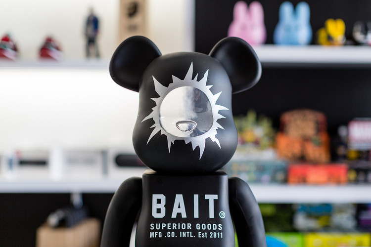 uk availability 45340 3f438 BAIT Opens New Store In Los Angeles