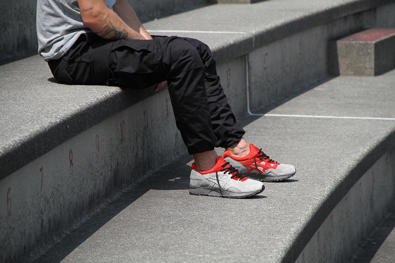 d15f99828205 Boston retailer Concepts has linked up with ASICS to create a slick new  take on the Gel Lyte V.