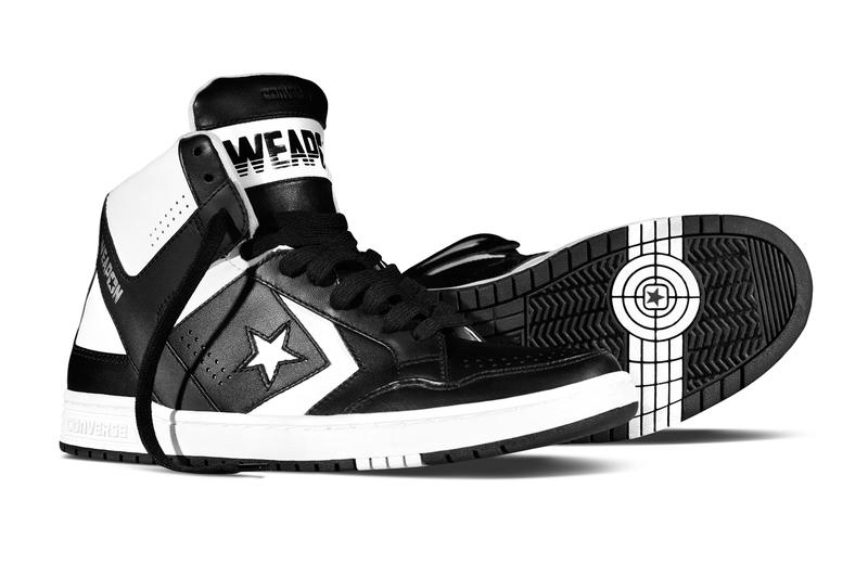 Vagabundo Sangrar Objeción  Converse Fall/Winter 2014 CONS Weapon Black/White | HYPEBEAST