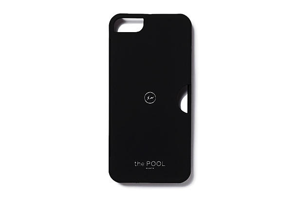 Fragment Design X The Pool Aoyama Iphone 5 5s Case Hypebeast