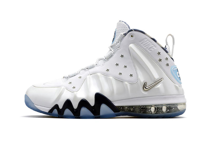 newest 3a902 253da For what is sure to please the fans of Charles Barkley, Nike has released a  new colorway of the