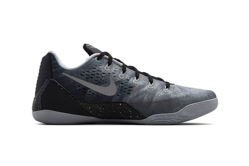 """reputable site dba2f c3e80 Kobe Bryant s signature Nike Kobe 9 EM is set to drop in a new """"Metallic  Silver"""" colorway. The"""