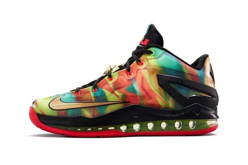 los angeles 3f096 b94eb Nike LeBron 11 Max Low SE