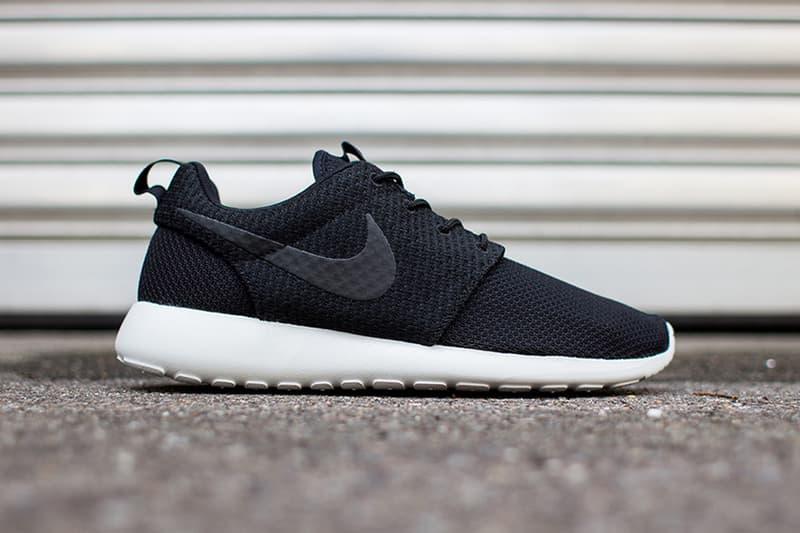 buy online 1a94c 5911c Nike Roshe Run Black/Ash Grey | HYPEBEAST
