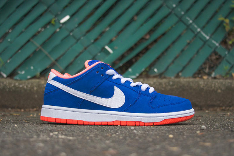 """competitive price fa450 f8f45 Nike SB is back again with a New York-inspired Dunk Low Pro colorway dubbed  """"Bright Mango."""" This"""