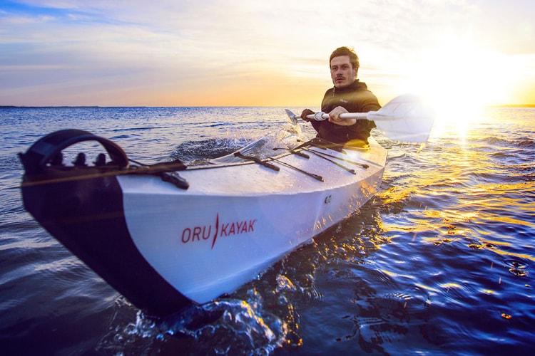Oru Origami Kayaks - Nestaway Boats | 500x750