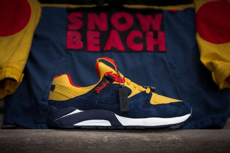 sports shoes 14abc 82383 Packer Shoes x Saucony Grid 9000