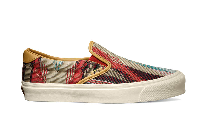4d8a18a7bd6 ... OG Classic Slip-On 59 LX. Marking his 11th capsule collection for the  Vault by Vans diffusion line