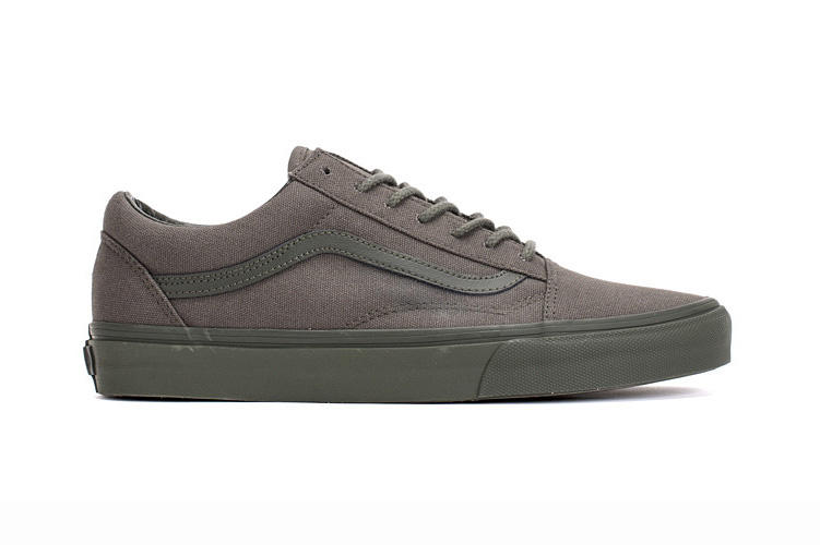 "f4487708975c Heritage footwear label Vans has given the Old Skool some new looks as part  of the ""Vanguard"" pack"