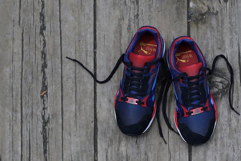 c3b6fc5695f8 WHIZ LIMITED x mita sneakers x PUMA Trinomic XT2
