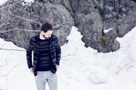 wings+horns 2014 Fall/Winter Lookbook