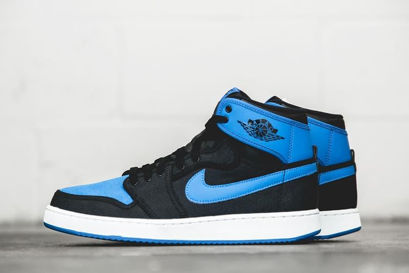 A Closer Look at the Air Jordan 1 KO High