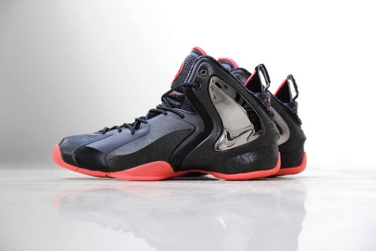 "best loved 117b5 6cc29 A Closer Look at the Nike Lil Penny Posite ""NOLA Gumbo League"""