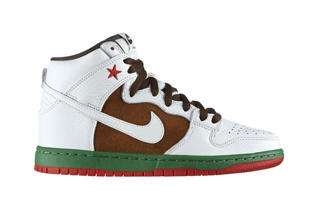 new concept 36666 1e961 Nike SB is set to resurrect the Dunk Low  Cali  from 2004 but this time as  a high-top rendition.