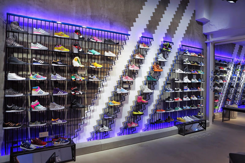 5b9d5c572986 adidas Originals London Flagship Store Opening Recap   HYPEBEAST